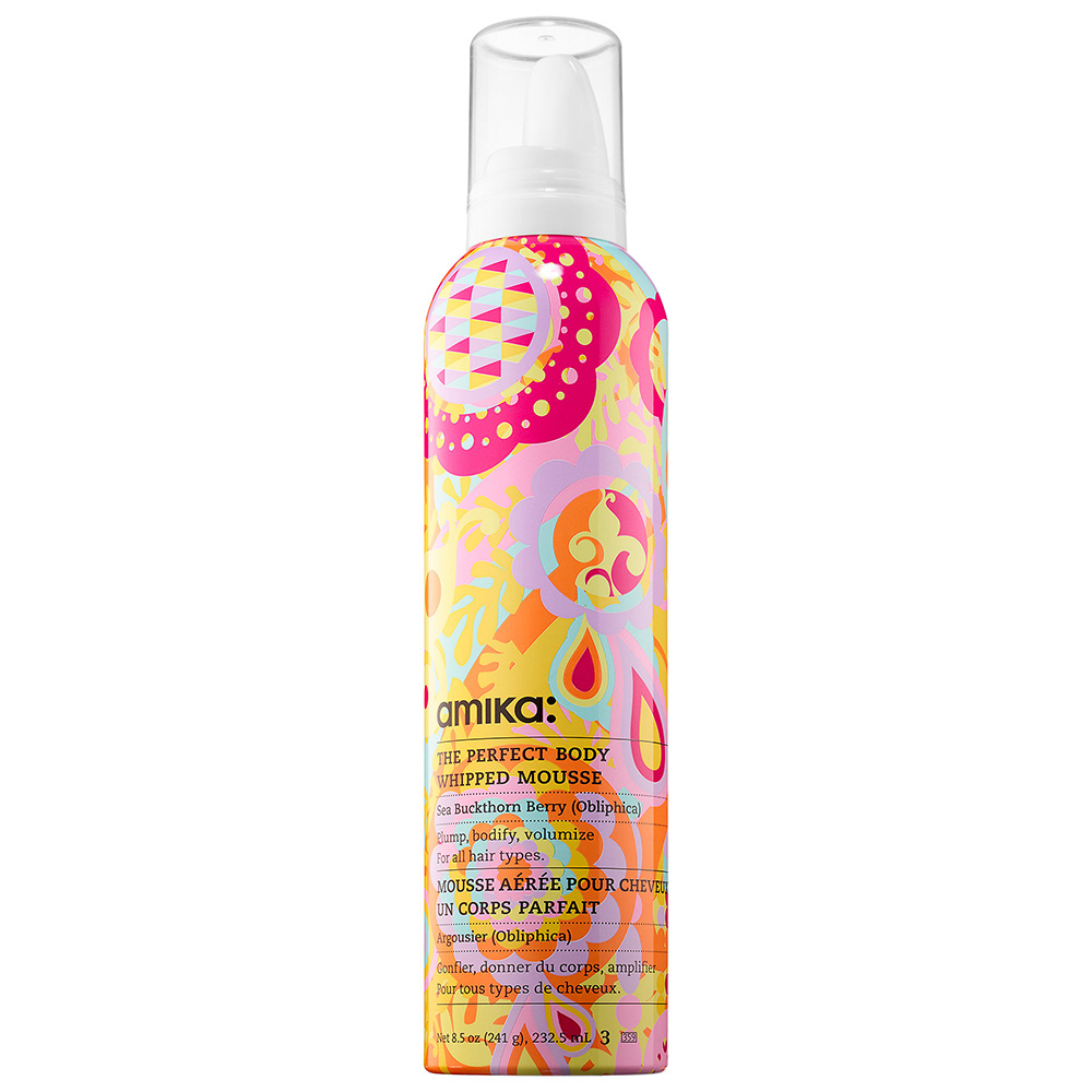 Amika The Perfect Body Whipped Mousse   Chroma Services